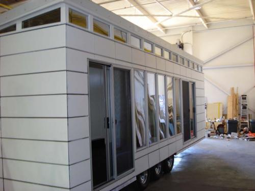32 ft. Display Trailers_Custom 32 ft. Cargo Trailer